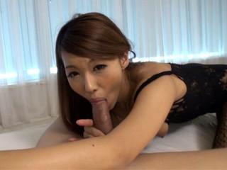 Japanese Babe Teases till She Get Plowed