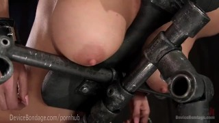 Milf dungeon bondage heart holly hot fake mother