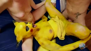 Strokemon XXX Pokemon Porn Parody