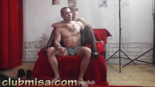Strangerm misa milf teases redhead a sexy horny scene tattoo