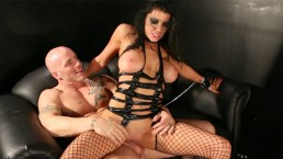 Chained and roughed up by Derrick Pierce - Scene 1