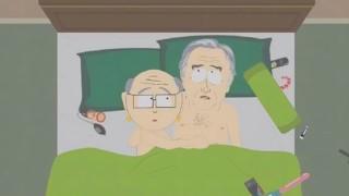 South park Porn Richard and Mrs Garrison
