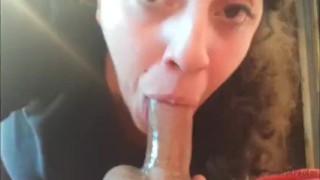 GIVE ME THAT CUM