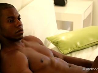 Next Door Ebony Sexy Jaden Solo Masturbation