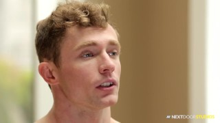 Door karhoff's audition jake next casting muscles casting