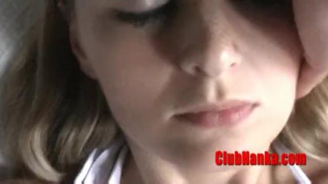 Lesbian fun with czech submissive MILF Hanka 10