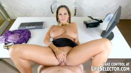 Interactive POV sex with hot MILFs