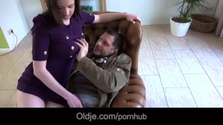 Married older man fuck in secret with wife's bestgirlfriend