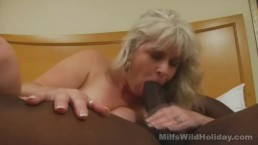 Holiday Sexual Affair For Milf Stacey