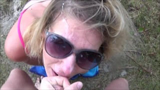 On face public beach by and truutruu fuck brutal facial brutal throat