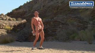 In men titanmen video pissing watersports kissing outdoors