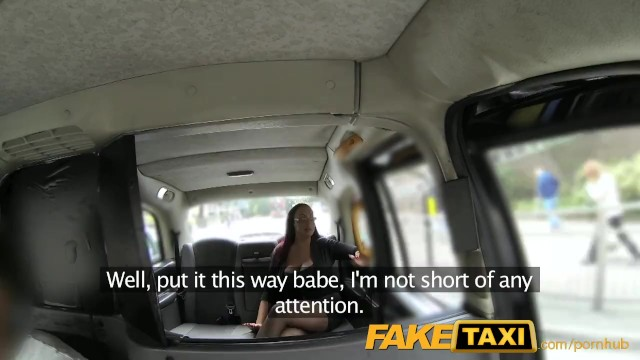 Moms hot slippery cunt Faketaxi secretary looking lady with huge tits and a slippery pussy