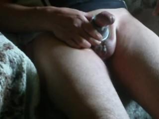 My quick Cumshot 24