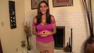 Raylene naughty joi gives latina kinky