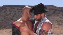 Raging Stallion Hot Cowboys Fucking To Pieces