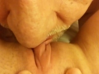 mmmm best pussy eating ever