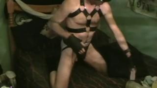 Leather FleshJack Fuck Butt video