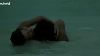 Sylvia Kristel - Nude scene from Goodbye Emmanuelle porno