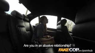 In women guy uniform can't smooth resist talking fake police this cop amateur cumshot