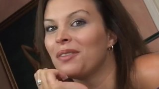 Stepmom old  superhot lusts after his year cumshot son