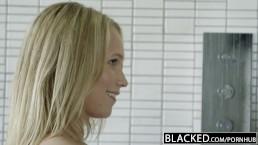 BLACKED - Enorme Polla Negra Acaba Dentro de Dakota James