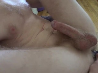 I'm Straight But I Like It In The Ass! 4 - Hands Free