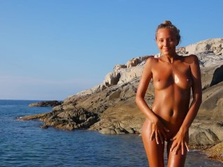 Dancer corsica summer 2014...