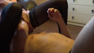 Two Awsome Squirting Orgasms after Face Sitting and Pussy Eatting  femdom facesitting cunnilingus squirt pussy licking squirt facesitting truutruu femdom cunnilingus squirting orgasm pussy licking pussy eating huge squirt rough pussy eating pussy eating squirt facesiting slave drink squirt