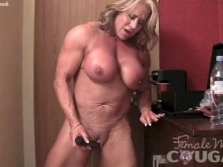 Muscle women with bigclit, nude of freddie prinze jr