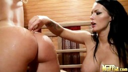 Taboo cum swallow