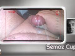 SEMOZ CUP, Championship Masturbation, clip #4, @4komma9mal25cm