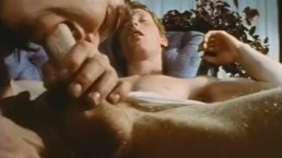 Sexy Redhead Timothy Long Seduced by Gay Classmate - SCHOOLMATES 1 (1976)
