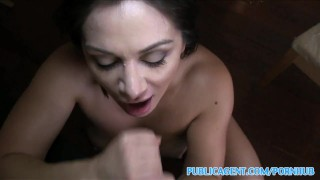 PublicAgent Horny hitchhiking babes fuck for cash part 2 Pussy nice