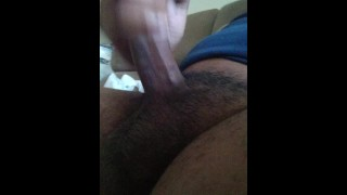 Morning horny cum webcam