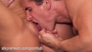 Darcy Tyler gets fucked in her pink vag