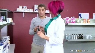 Inked cock hot bell doctor loves brazzers anna big inked handjob