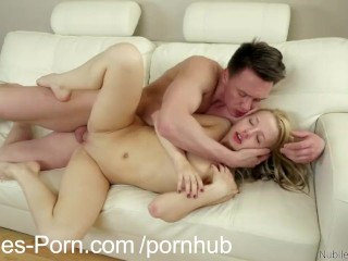 NubilesPorn Tight novice vagina fucked deep