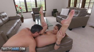 Twistys Hard- Dani Daniels gets pounded
