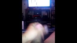 Jerking off Watching Porn