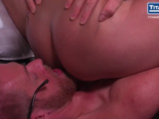 Hot Studs in a Rimming 69 Do Hard Anal