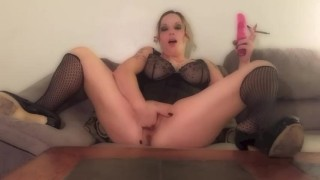 Smoking dildo blunt masturbation fingerbang masturbation