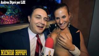 Michele Ferrari fa assaggiare la sua fica ad Andrea Diprè