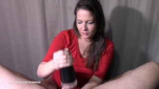 """Preview 5 of You can call me """"The Nutcracker"""" :) Fleshlight-Blowjob"""