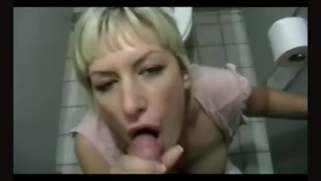 Fucked in the mall bathroom. 31