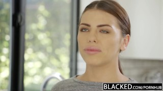 Black huge girlfriend cheats adriana blacked a with chechick cock big hairy