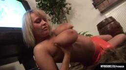 Huge natural tits Wanessa Lilio only on Myboobs.eu
