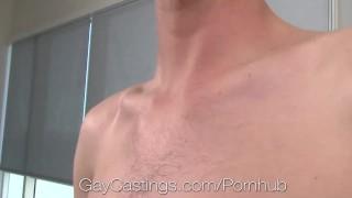 In audition daring john agent casting porn fucks blowjob reverse