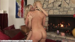 Julia Ann and Big Ass MILF Eat Wet Pussy