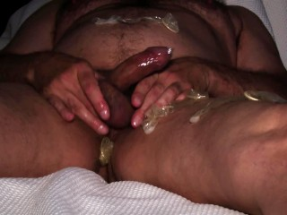 Used cum anon rubbers let me feed you...