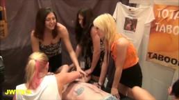FFF/M Girl Torture tickle